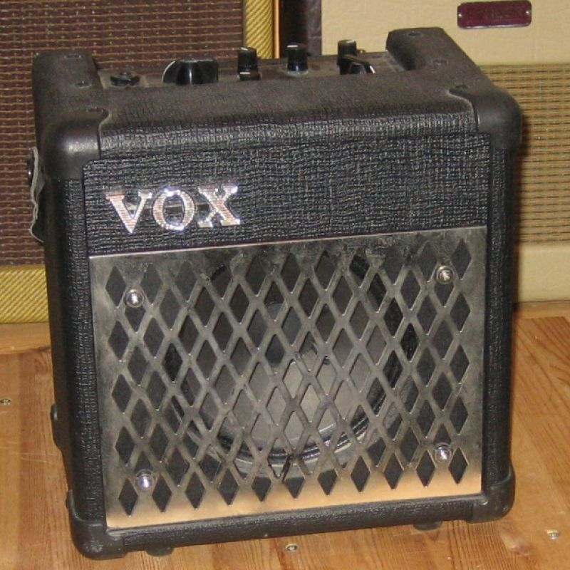 Amplifiers Others Vox Da5 Harpamps De