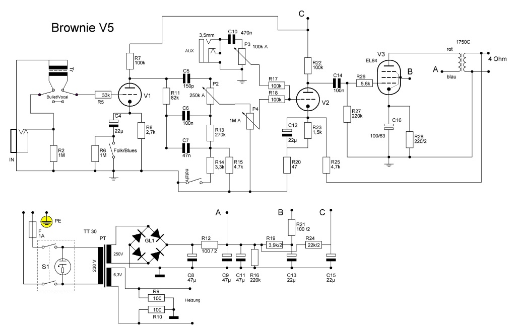 5e3 schematic html with Brownie on Fender Layouts furthermore Fndr 2 furthermore D 01 further 348925 5e3 Input Jacks Explanation Needed likewise Fender   Schematics.
