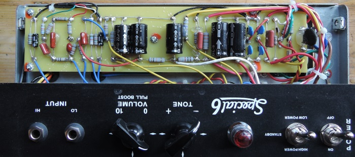 Amplifiers - Modifications - VHT Special 6 - harpamps.de on