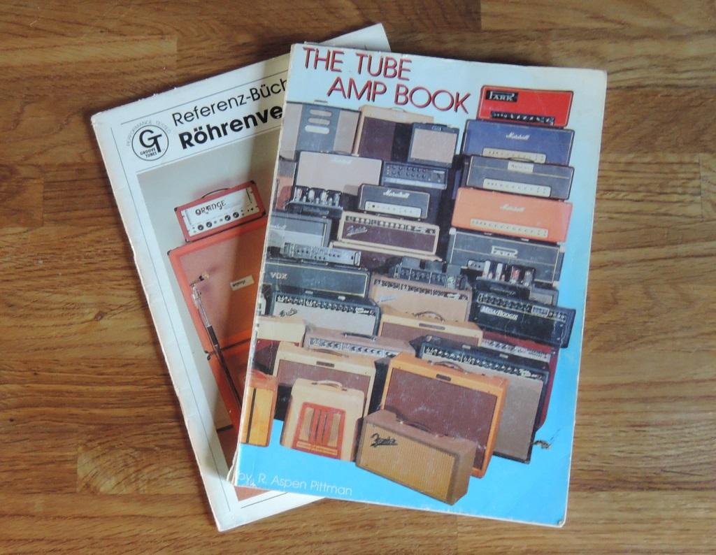 The Tube Amp Book By Aspen Pittman
