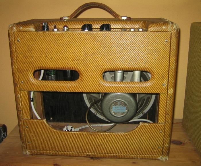 Amplifiers Fender Fender Harvard Harpamps De