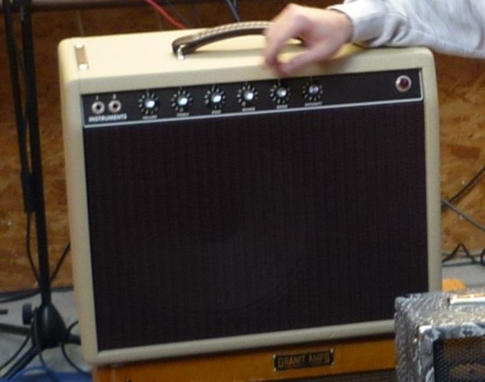 Amplifiers Fender Fender Princeton Reverb Harpamps De